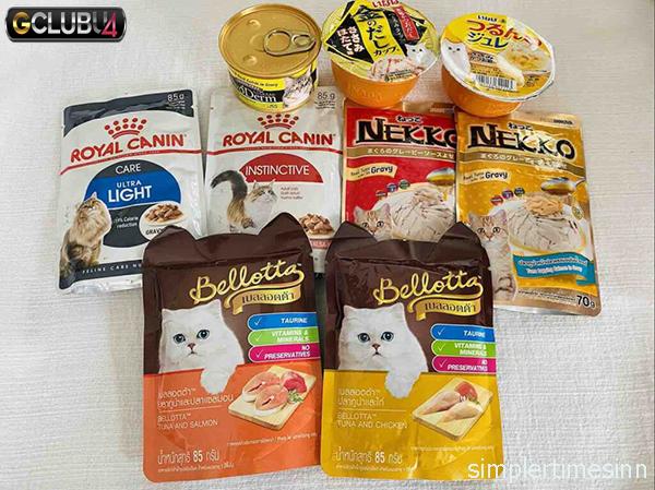 อาหารแมวเปียกหรือแห้งอย่างไหนดีกว่า
